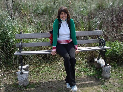 Descansando en Buemos Aires