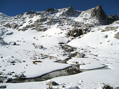 Snowy Upper Enchantments