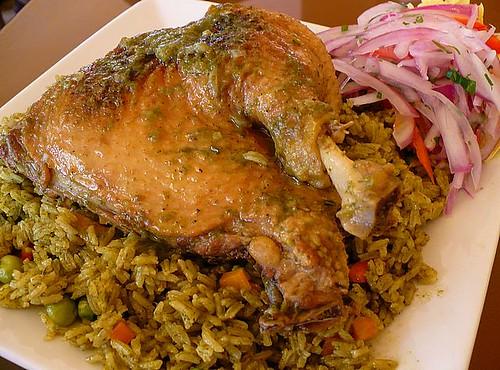 Stotler blog: arroz de pato