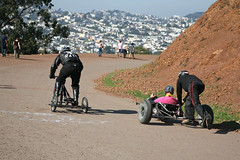 Bernal Heights Hill Soap Box Derby 2007