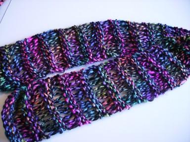 Tiff's scarf
