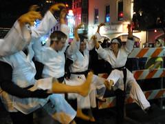halloween austin costume funny tx martialarts karate 6thstreet