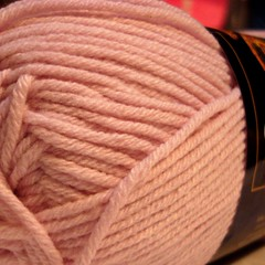 yarn stash - lion brand strawberry cotton ease