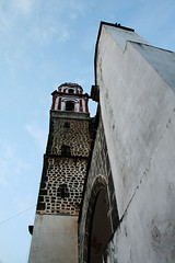 Church in Tochimilco