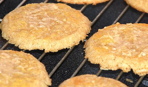 Cheddar & Parmesan Biscuits