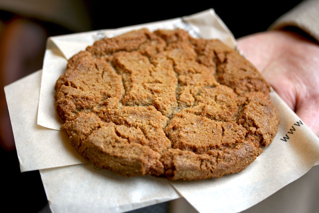 Seungmi's Gingerbread Cookie