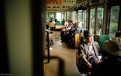 (Solar ikon) Tags: leica travel film japan train 50mm kamakura stranger nostalgia elder 100 agfa  ultra m6   summicronm