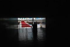 Entrada da Catedral de Brasília