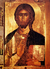 """The Real Face of Jesus Christ our Lord"" (jandudas) Tags: mountains church island europe mediterranean religion cyprus eu icon unesco hills cipro troodos zypern kbrs chypre ciprus"