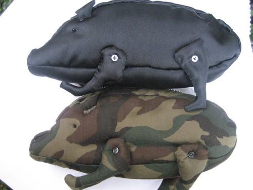Sunao Kuwahara's tonkichi bag