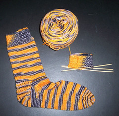 Yarn Pirate Sock