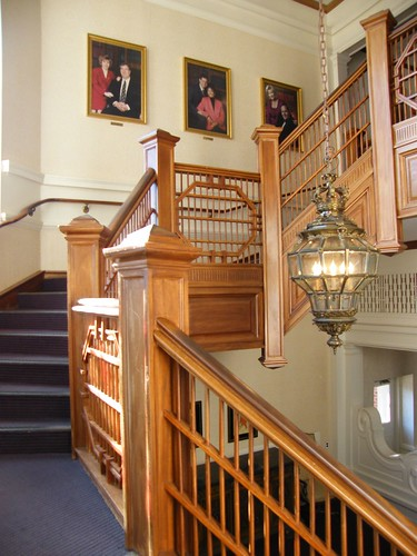Main Stairs - Looking Towards Hall of Honor