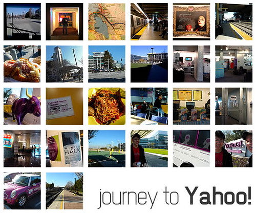 Journey to Yahoo!