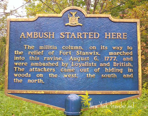 5 Ambush Marker