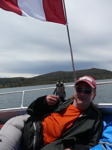 Peru , Lago Titicaca