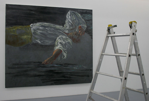 Ena Swansea in der Galerie Crone