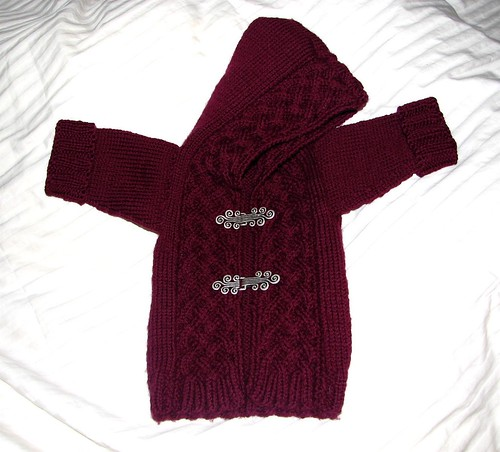 Cardigan for Pippin