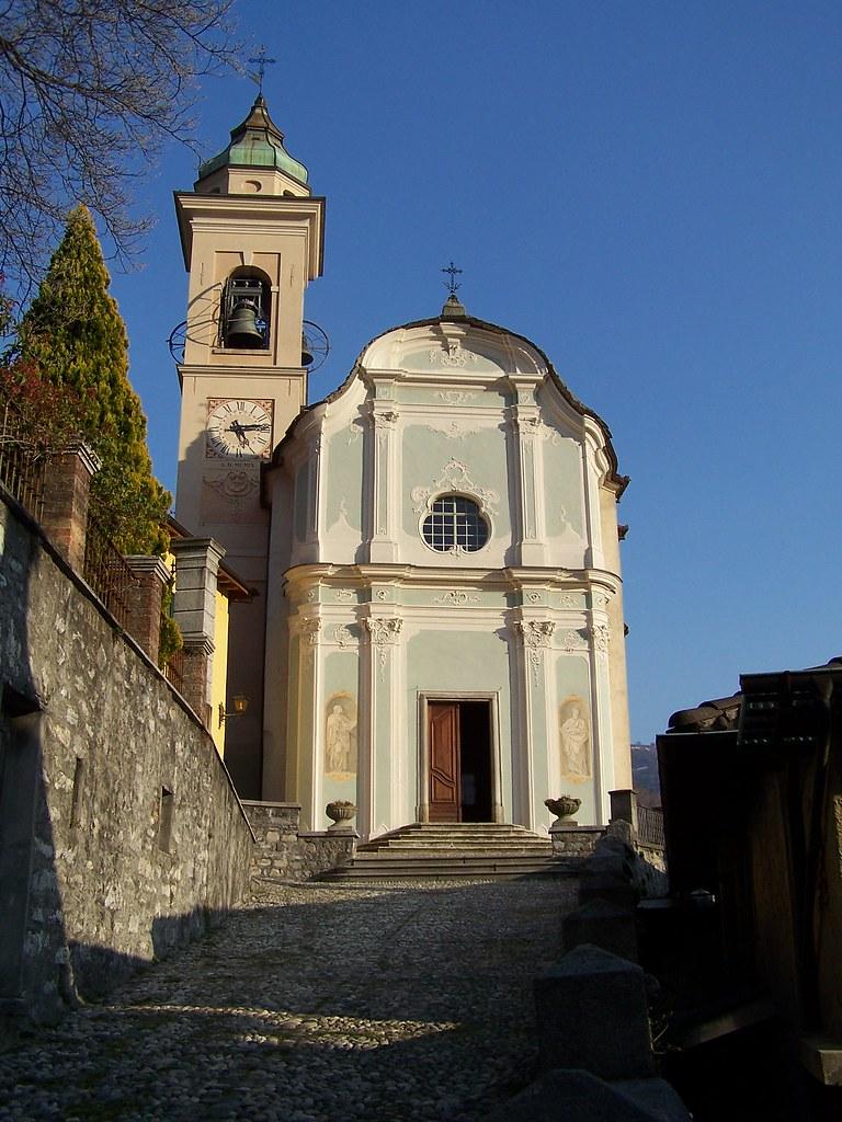 Chiesa di Muggio