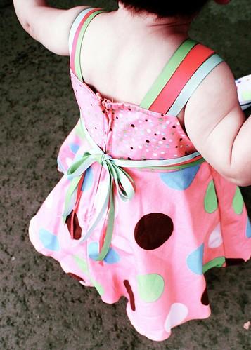 Her First Birthday Dress