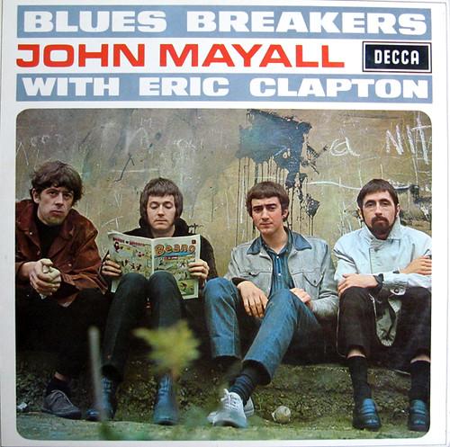 Mayall & Clapton
