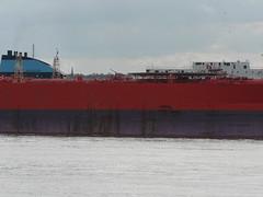 Gas Tanker? (The-Doctor) Tags: liverpool river official european capital culture gas shore april 2008 mersey tanker haugesund eviknutsen
