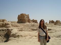 Ruins in Xinjiang