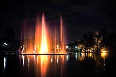 Aguas Danzantes en Parque Independencia ( SandroG) Tags: parque santafe water argentina agua rosario garcia sandro independencia aplusphoto sandrog