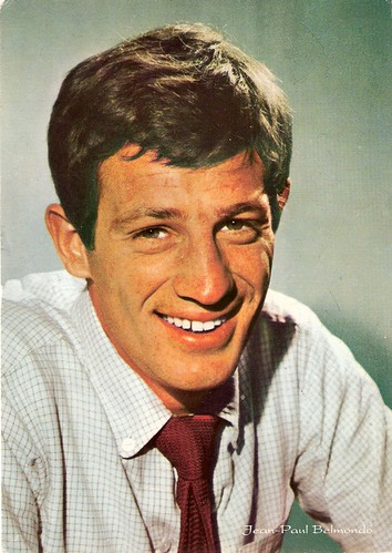 Jean-Paul Belmondo by Truus, Bob & Jan too!
