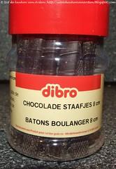 Chocoladestaafjes