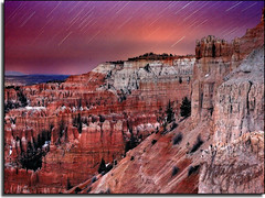 Bryce Canyon Star Trails (MikeJonesPhoto) Tags: nature night landscape utah photographer searchthebest scenic canyon timeexposure professional bryce dumbass professionalphotographer supershot 2461 flickrsbest anawesomeshot mikejonesphoto superbmasterpiece diamondclassphotographer flickrdiamond smithsouthwestern wwwmikejonesphotocom almostforgottoadditforyou