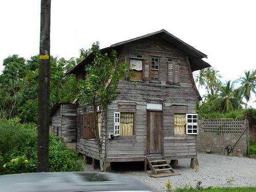 Een huis bouwen in Suriname
