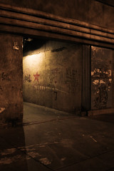 (Gabriel Xicarts) Tags: night hungary budapest redstar magyarorszg losoncitr