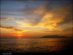 Atardecer... (murmull0s) Tags: chile atardecer mar paisaje nubes puestadesol antofagasta