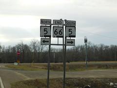 Alabama Hwy 5 & 66 Signs (jimmywayne) Tags: dallascounty alabama safford stateroad statehighway sign 5 66 shortest end