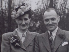 Gerry Ainscough 1902-1975 & Rosa Cuddy 1912-1991