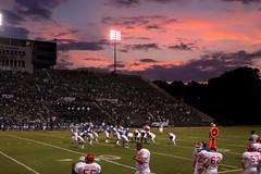 Friday Night Lights ({S}Norton Photography) Tags: school florence football high stadium under alabama una adidas armour braly