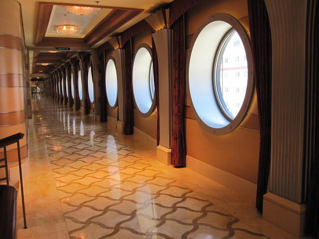 Deck 3 Hall to Animators Palate
