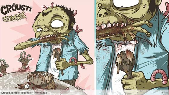 ilustraciones de personajes