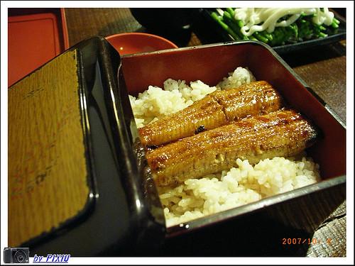 大東屋鰻魚飯 020