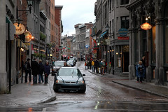 Rainy Day (caribb) Tags: autumn canada fall october montral quebec montreal rainy qubec oldmontreal vieuxmontral ruestpaul