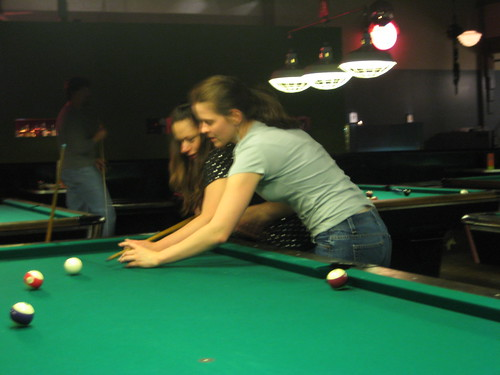 Heather Teaching Pool at Garage