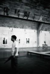 ahbei,Beijing 798,June (theCarol) Tags: friends portrait people white man black beijing boyang douban ahbei