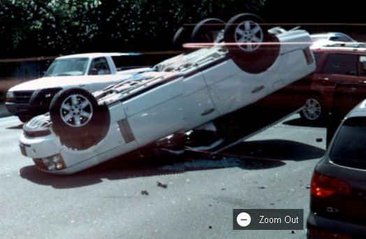 StreetView-Unfall