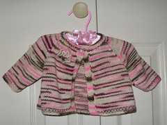 Cardigan made by lpinette