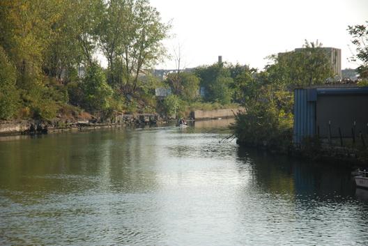 Gowanus Canoeing