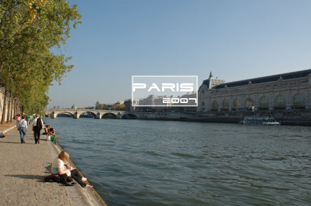 巴黎‧塞那河