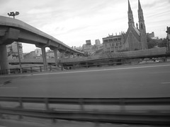 (Leitmotiv_ihrer) Tags: street city viaje church argentina buenosaires highway carretera buenos aires iglesia autopista sudamerica latinomerica