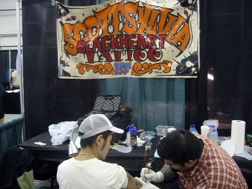 Tattoo Convention · Blackheart Tattoo