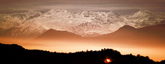 A mezzanotte sai.. (apprendistasimo) Tags: red panorama mountains clouds montagne tramonto nuvole alba cielo rosso alpi contrasti abigfave wowiekazowie diamondclassphotographer flickrdiamond montuosa