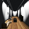 Modern Store Model ([The Den]) Tags: modern lights store model furniture secondlife selling shading